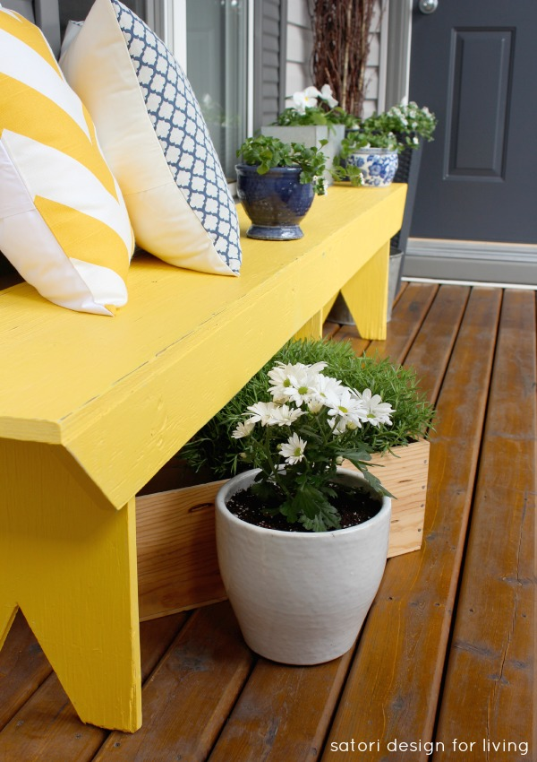 DIY Front Porch Ideas 2
