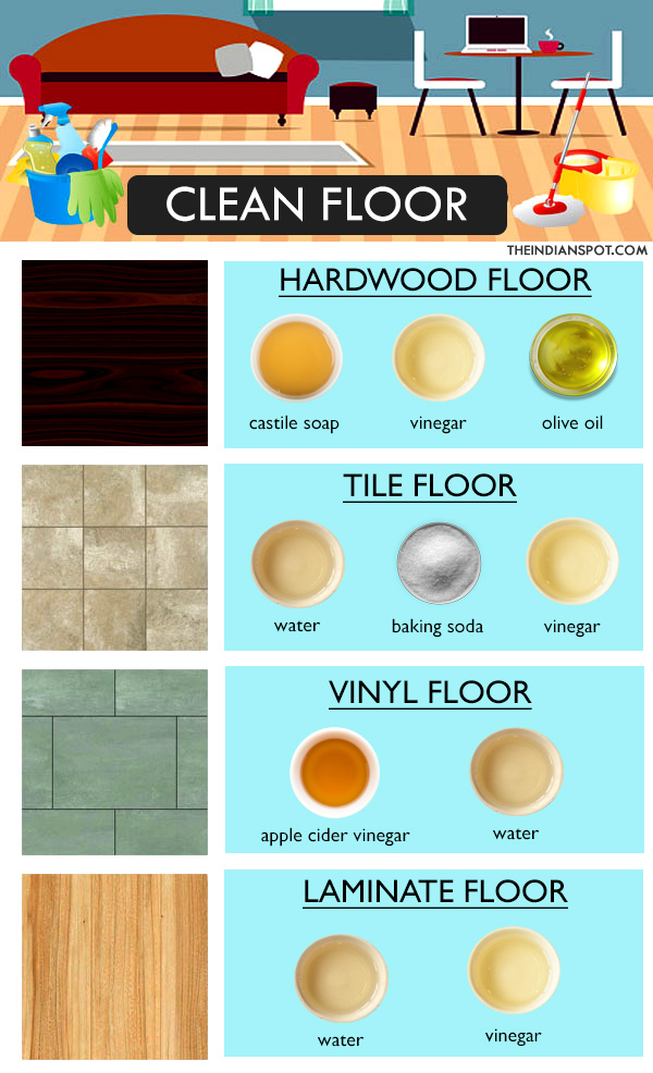 Floor Cleaning Hack