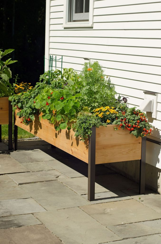 Front Porch Planter