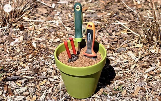 Garden Tools Hack