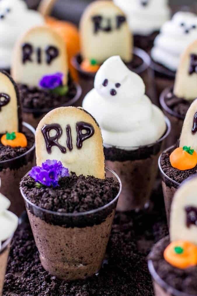 Halloween Dessert Food Ideas