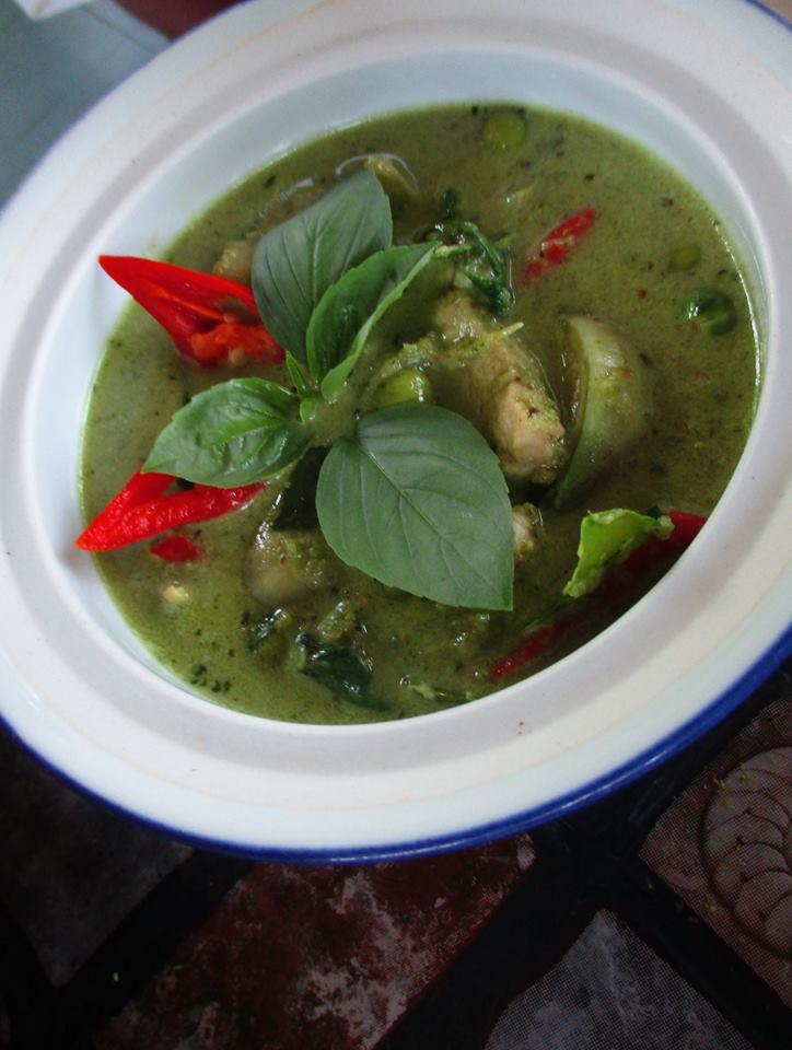 Thai Asian Vegetarian REcipe