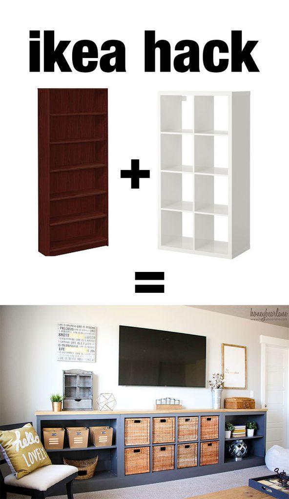 Ikea Hack Easy Cheap
