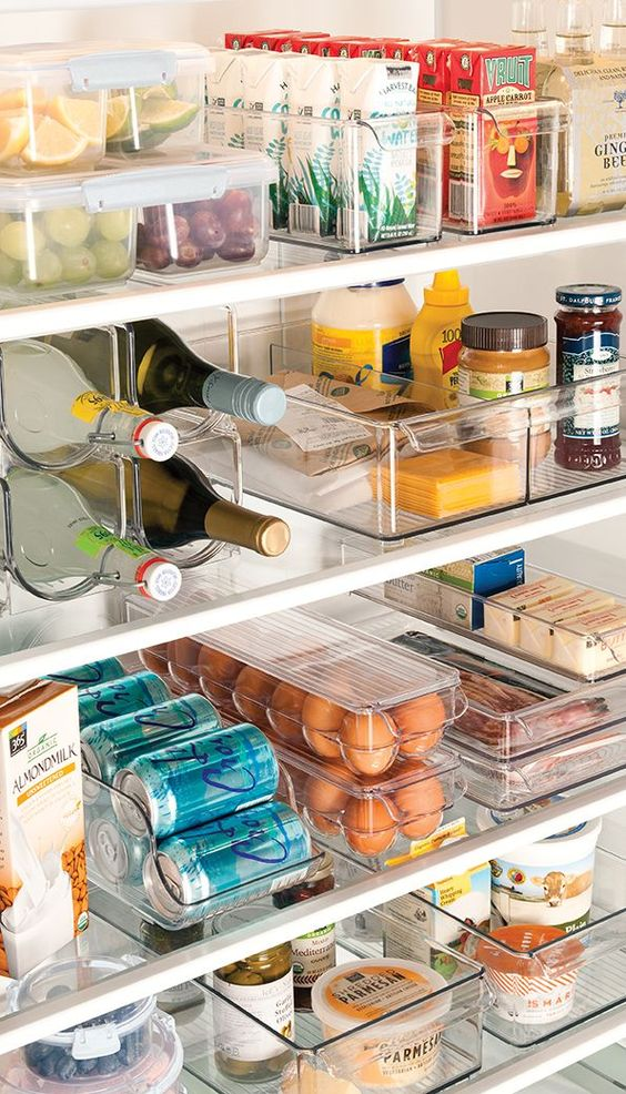 Plastic Refrigerator Dividers