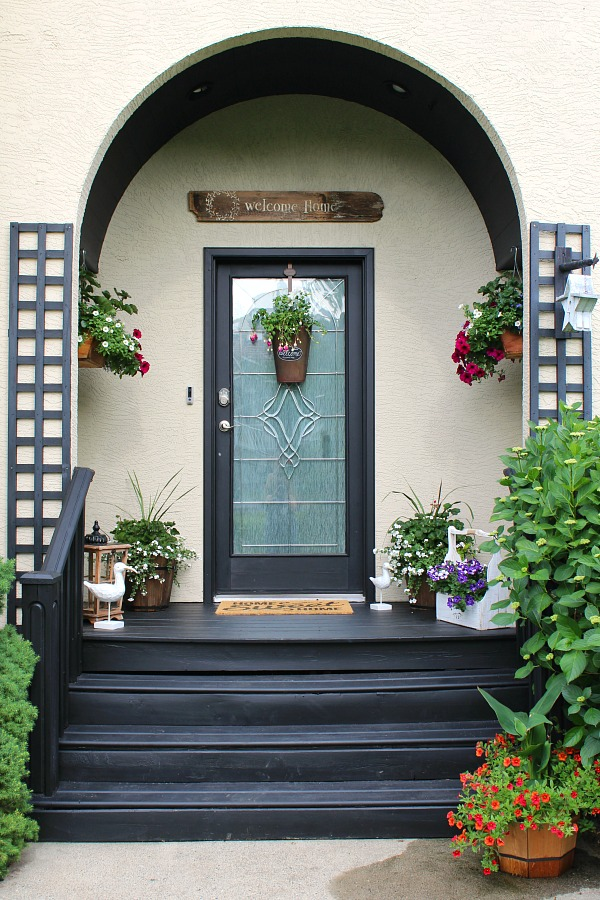 Summer front porch ideas