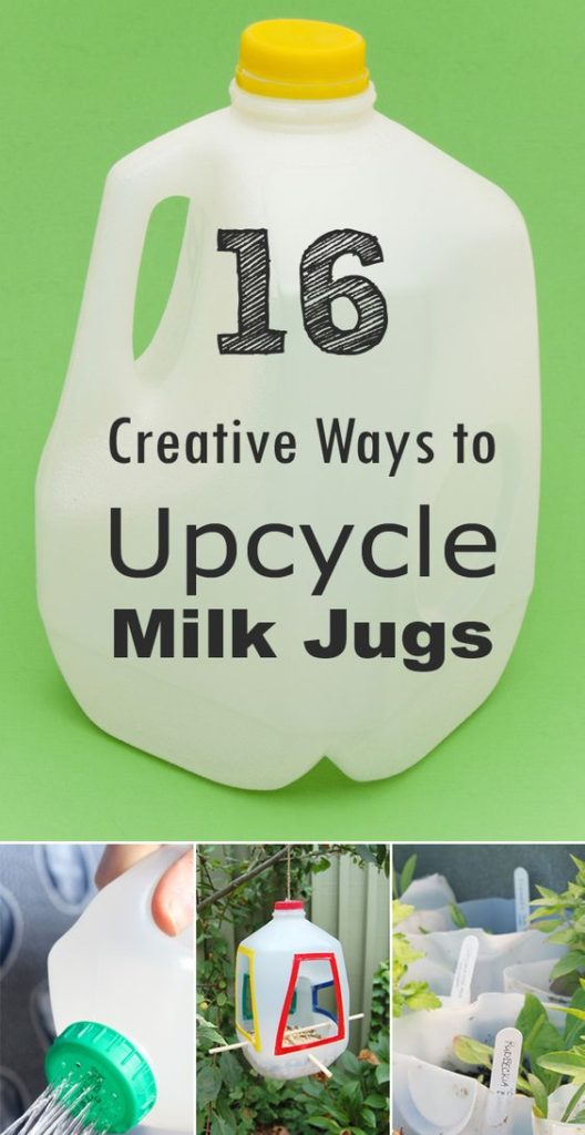 Upcycle Milk Carts
