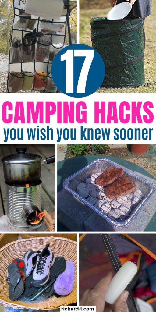 17 Camping Hacks