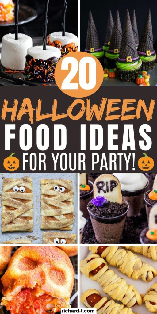 20 Halloween Food Ideas 2