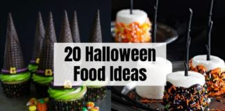 20 Halloween Food Ideas