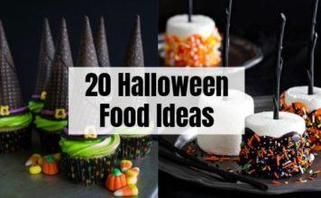 20 Halloween Food Ideas