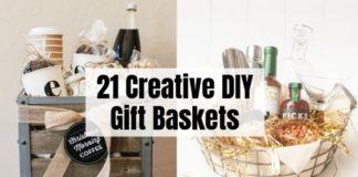 21 DIY Gift Baskets