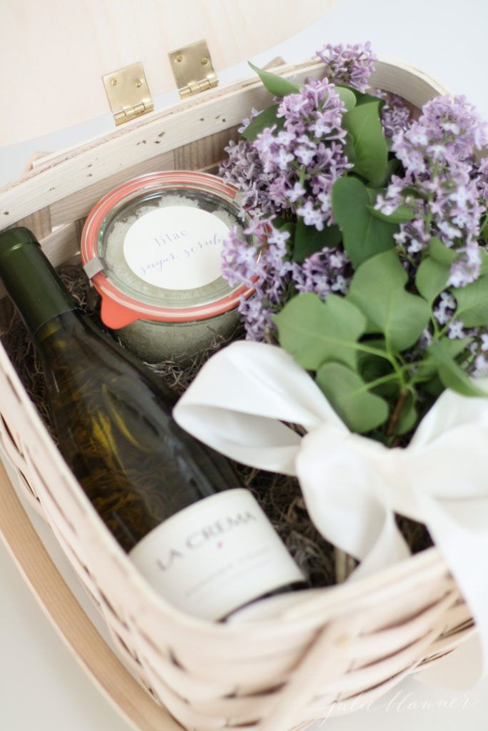 Beautiful Mother's Day Gift Basket