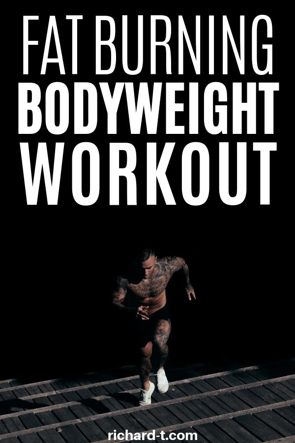 Bodyweight Workout for beginners