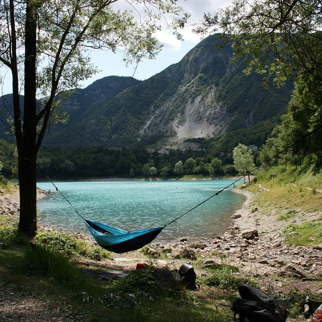 Camping Hack Hammock
