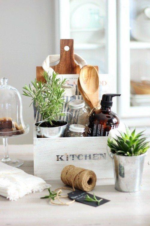 DIY Housewarming Gift