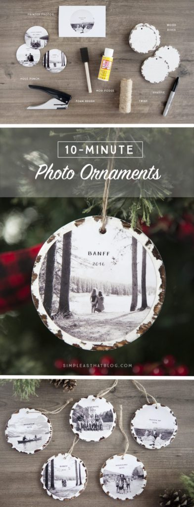 DIY Photos Gifts