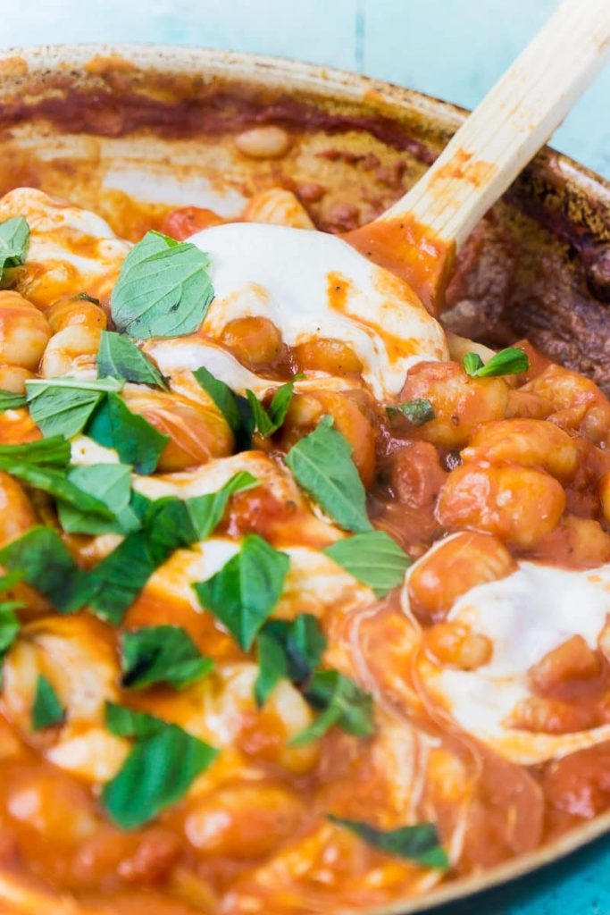 Easy Vegetarian Italian