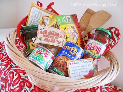 Gift Basket DIY