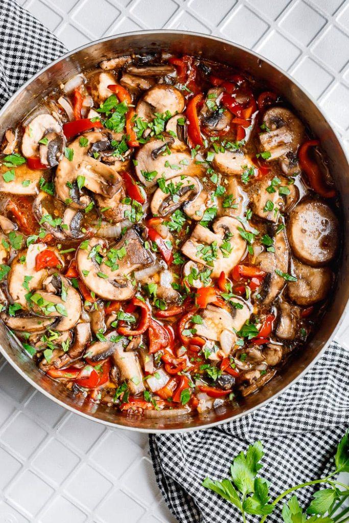 Veggie Italian Recipes