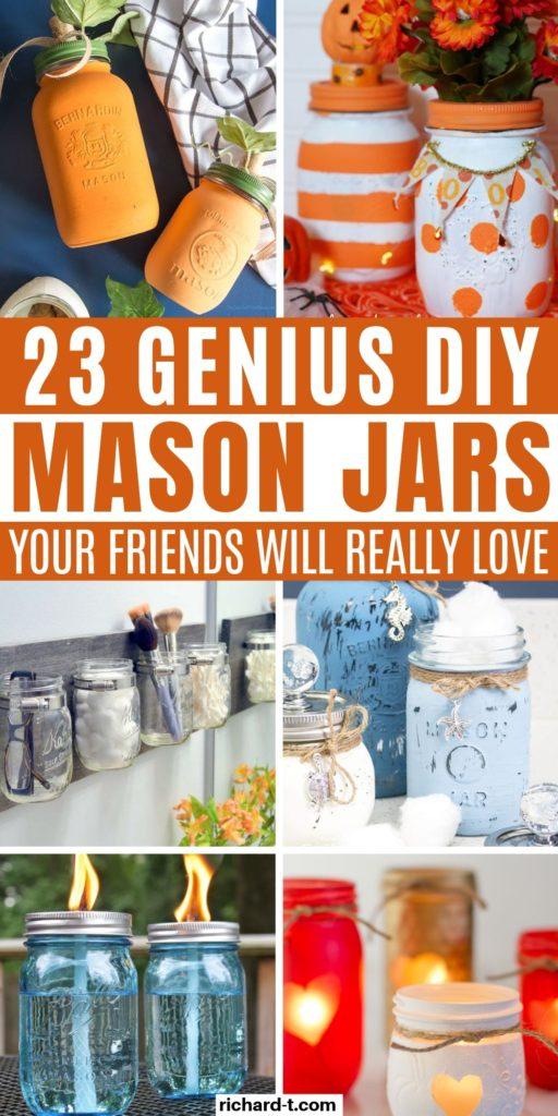 Mason Jar Crafts 2
