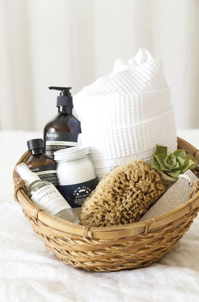 The Ultimate Shower Kit Gift Basket