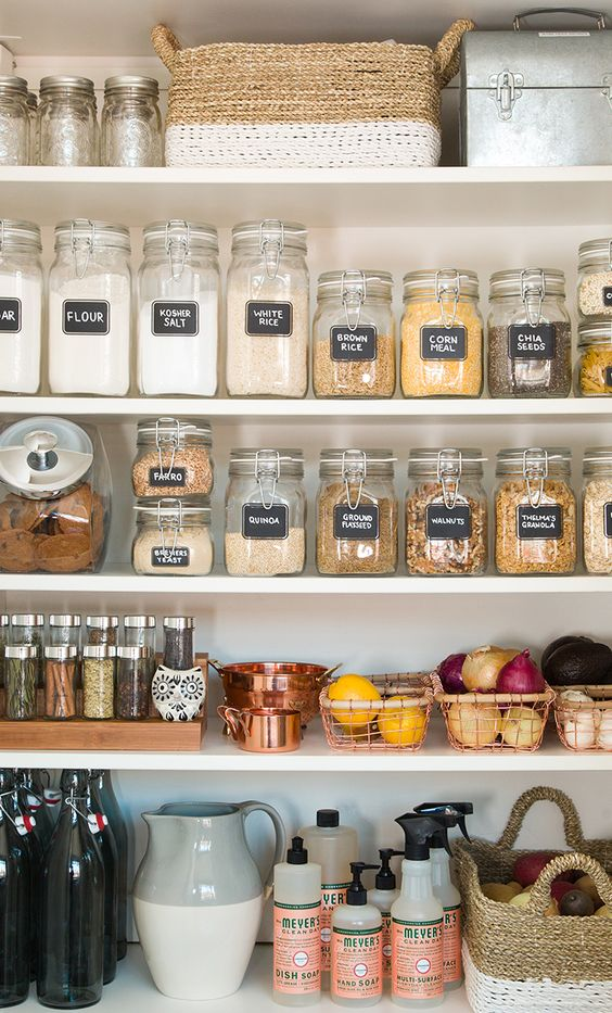 Ultimate Pantry Organization Idea