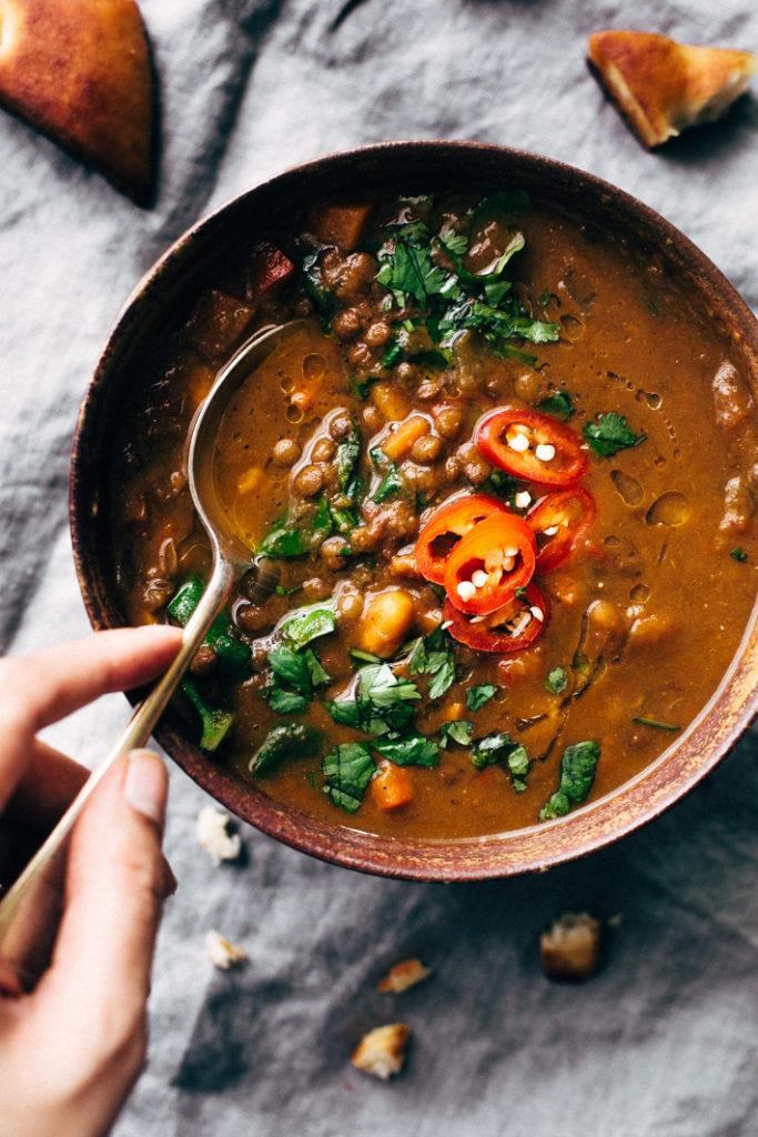 Vegetarian Healthy Soups