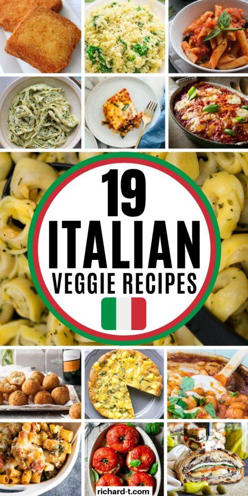 Vegetarian Italian Recipes