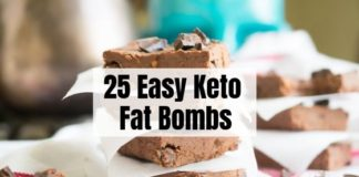 25 Easy Keto Fat Bombs