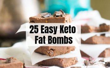 25 Easy Keto Fat Bombs