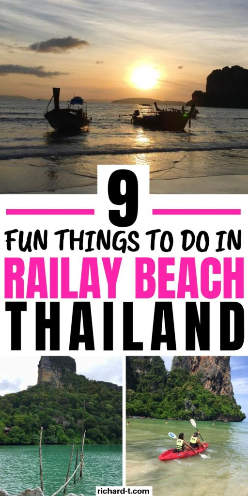 9 Things To Do In Railay