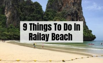 9 Things To Do In Railay Beach