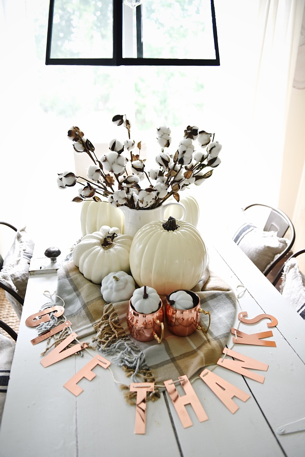 Amazing Fall DIY Centerpiece