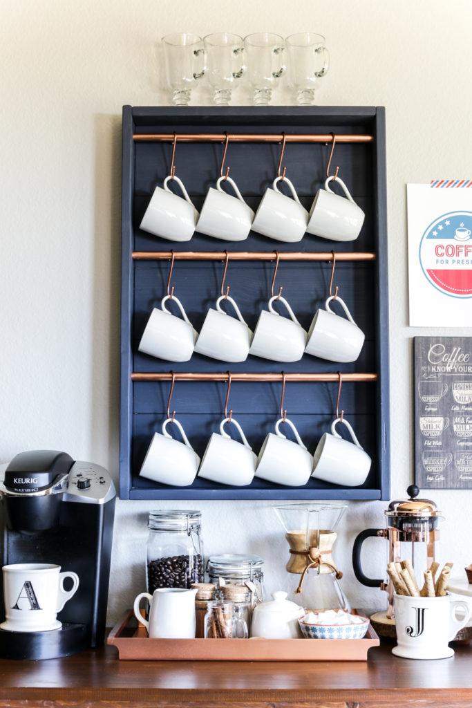 DIY Coffee Bar