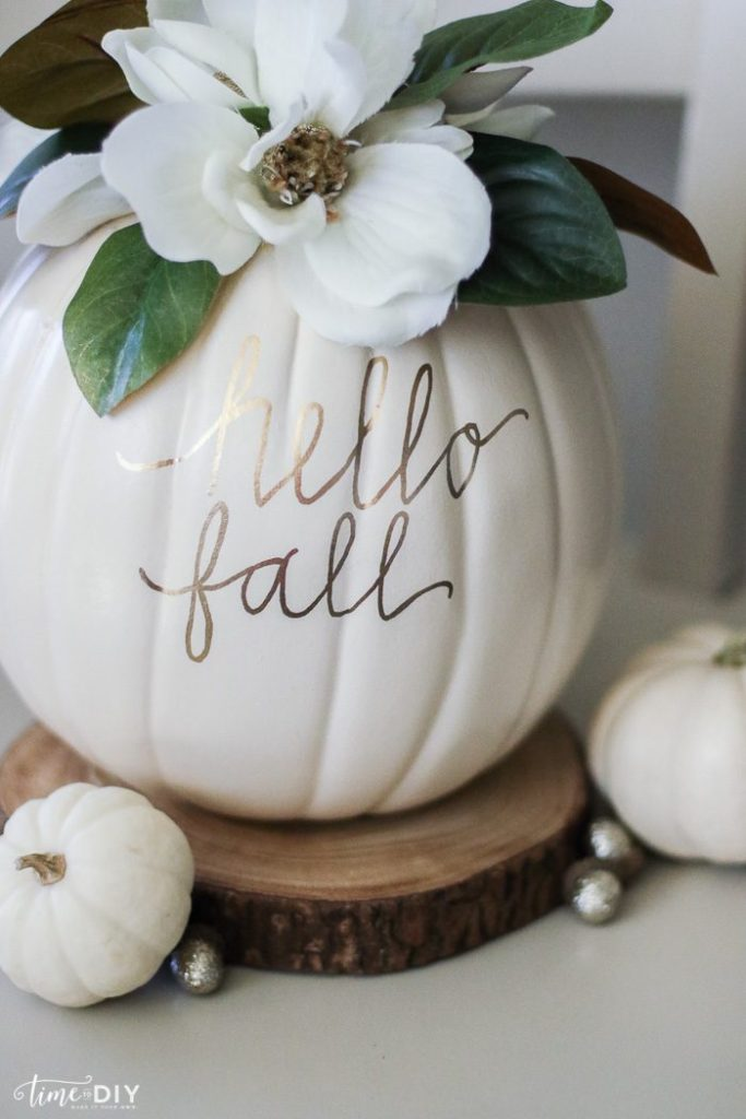 15 Easy DIY Home Decor Ideas for Fall (Part 1)