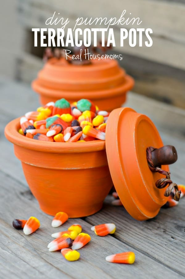 DIY Pumpkin Fall Crafts