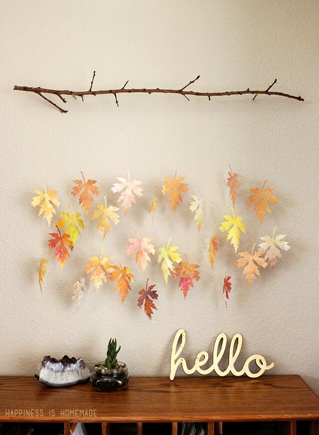 Fall Crafts Ideas