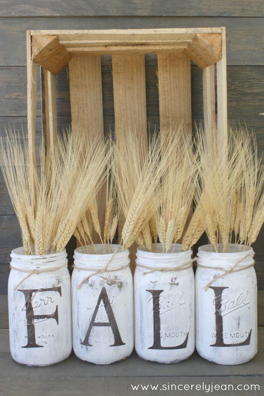 15 Easy DIY Home Decor Ideas for Fall (Part 1)