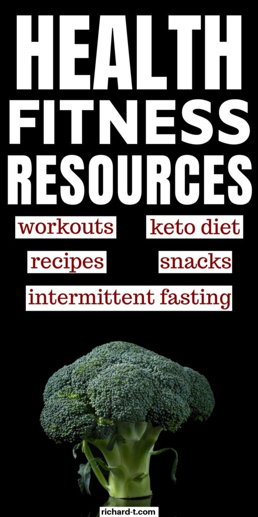 Health & Fitness Resources