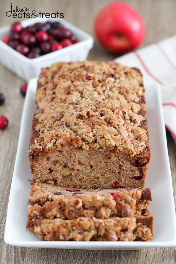 Healthy Fall Bread