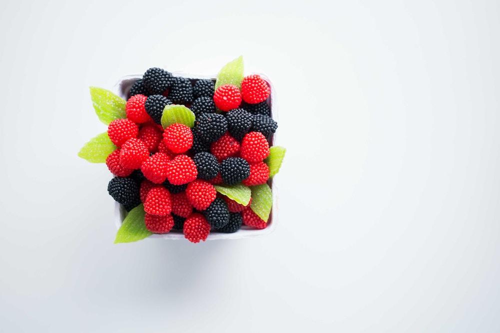 Keto food lists - Fruits