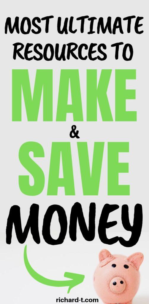 Make & Save Money