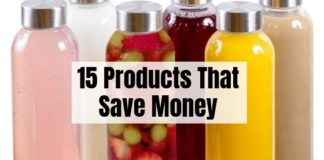 Money Saving Products