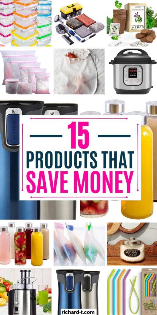 Money Saving Products 2