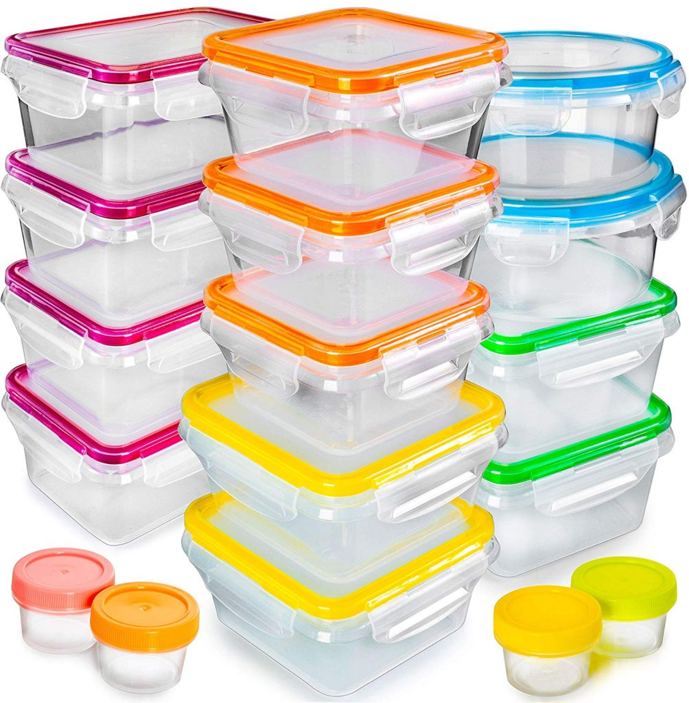 STorage containers to save money