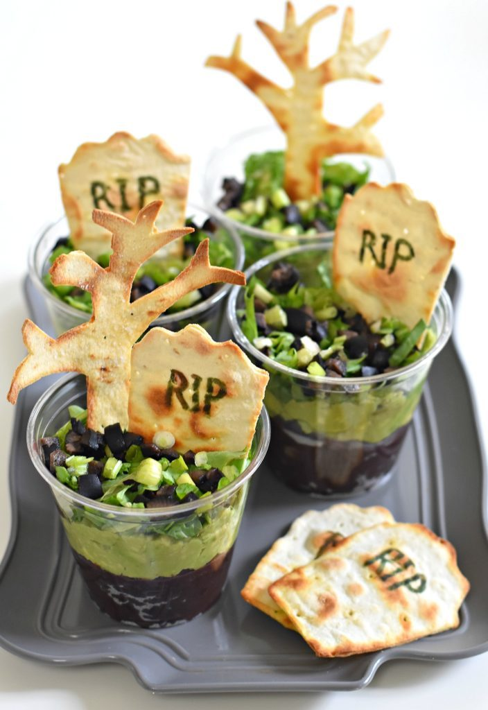 Halloween Finger Foods Recipes for Halloween Appetizers