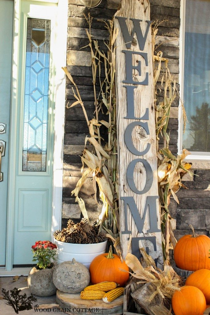 Front Porches that Have Us So Ready for Fall