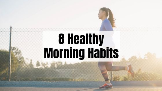 8 Daily Habits for Weight Loss