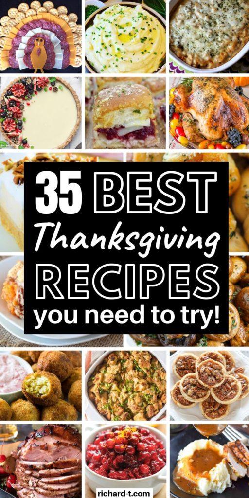 Thanksgiving Recipes 2