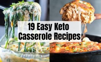 19 Keto Caserole Recipes